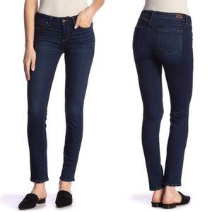 Paige Jeans Skyline Ankle Peg Skinny Denim